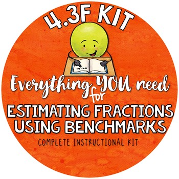 Estimating Sums and Differences of Fractions using Benchmark Fractions TEKS 4.3F