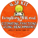 - Estimating Sums & Differences of Fractions using Benchmark Fractions TEKS 4.3F