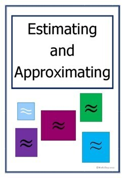 Estimating and Approximating – Math