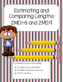 Estimating and Comparing Lengths Measurement Unit