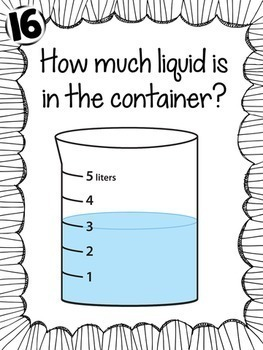 Estimating and Measuring Liquid Volume {A Rotation Activity}