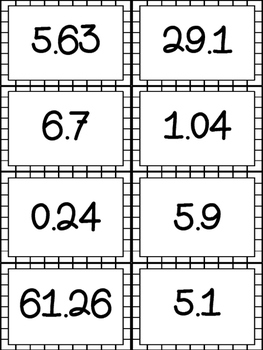 Estimating and Multiplying Decimals Interactive Activity