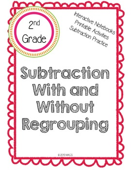 Estimating and Solving Double Digit Subtraction