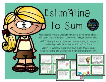Estimating to Sum Task Cards