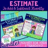 Estimation Bundle for 3rd grade