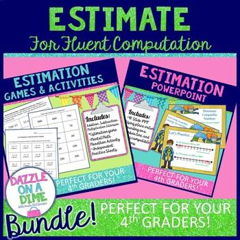 Estimation 4th Grade