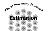 Estimation 5, 10, or 20 - Kindergarten, 1st Grade