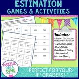 Estimation Activities