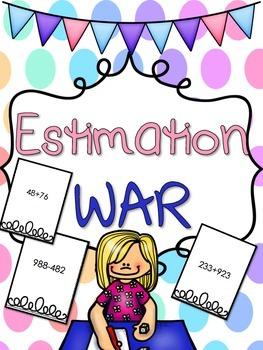 Estimation Math Game Center