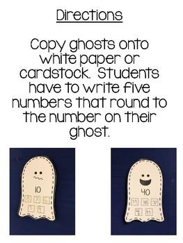 Estimation Ghost Craftivity