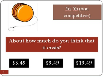 Estimation- How Much Does It Cost?