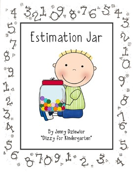 Estimation Jar Labels Worksheets Teaching Resources Tpt