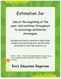 Estimation Jar