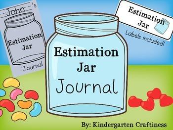 Estimation Jar Journal and Labels