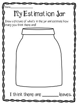 Estimation Jars {300 Feedback FREEBIE}