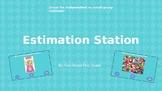 Estimation/Magnitude Station