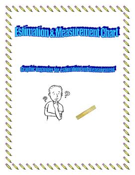 Estimation & Measurement Chart