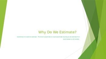 Estimation Mini Lesson
