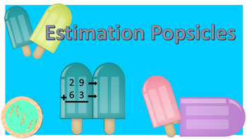Estimation Popsicles