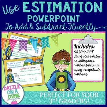 Estimation - Third Grade