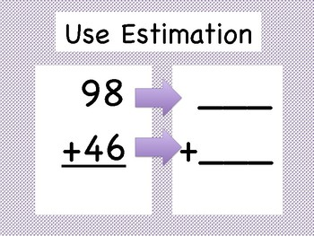 Estimation Practice