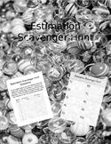 Estimation Scavenger Hunt