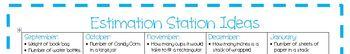 Estimation Station Ideas