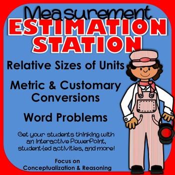 Measurement - Estimation Station