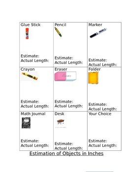 Estimation Stations