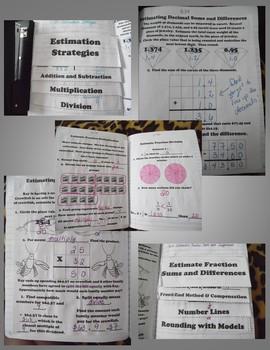 Estimation Strategies INB TEKS 5.3A