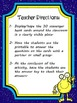 Estimation and Number Theory Scavenger Hunt - Math in Focus, 4th Grade (Ch. 2)