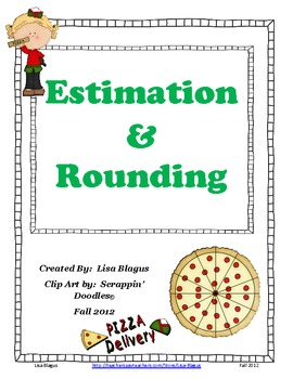 Estimation and Rounding with Decimals Unit Plan