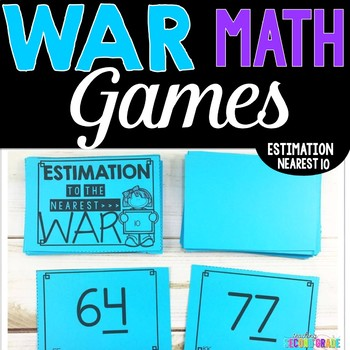 Estimation to the Nearest 10 Math Game