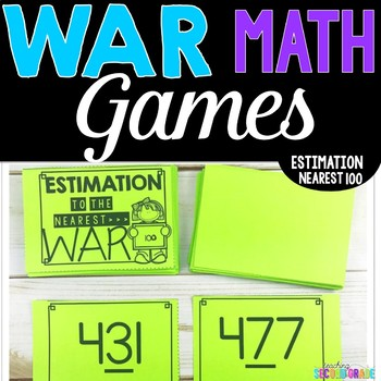 Estimation to the Nearest 100 Math Game