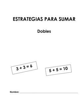 Estrategia sumar dobles