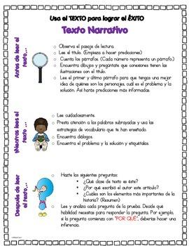 Estrategias de Comprensión del Texto-Posters