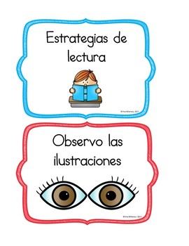 Estrategias de lectura (Reading Strategies)