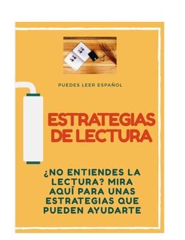 Estrategias de lectura - Reading Strategies