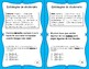 Destreza del diccionario - Dictionary Skills Task Cards - Spanish