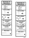 Estrategias matematicas-math strategies