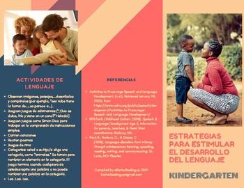 Estrategias para Estimular el Desarrollo del Lenguaje