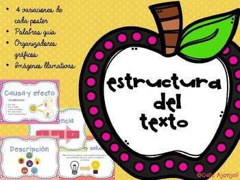 Estructura del texto / Text structure