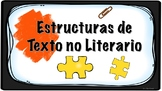 Estructuras de Texto no Literario (Non Fiction Text Struct