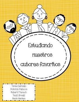 Estudiando nuestros autores favoritos (Author Study)