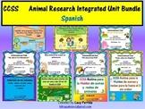 Estudio de Investigacion Clasificacion de Animales Research BUNDLE  Mrs Partida