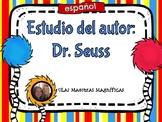Estudio del Autor Theodor Geisel Dr. Seuss (español)