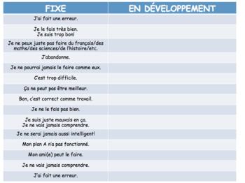 État d'esprit de développement, Growth mindset