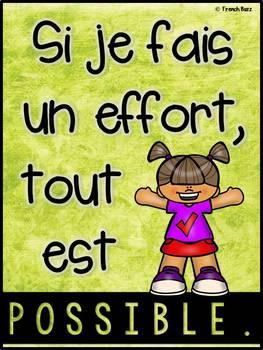 État d'esprit de développement - Mentalité de croissance - French Growth Mindset