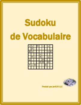 Été (Summer in French) Sudoku