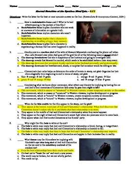Eternal Sunshine [...] Film (2004) 15-Question Multiple Choice Quiz
